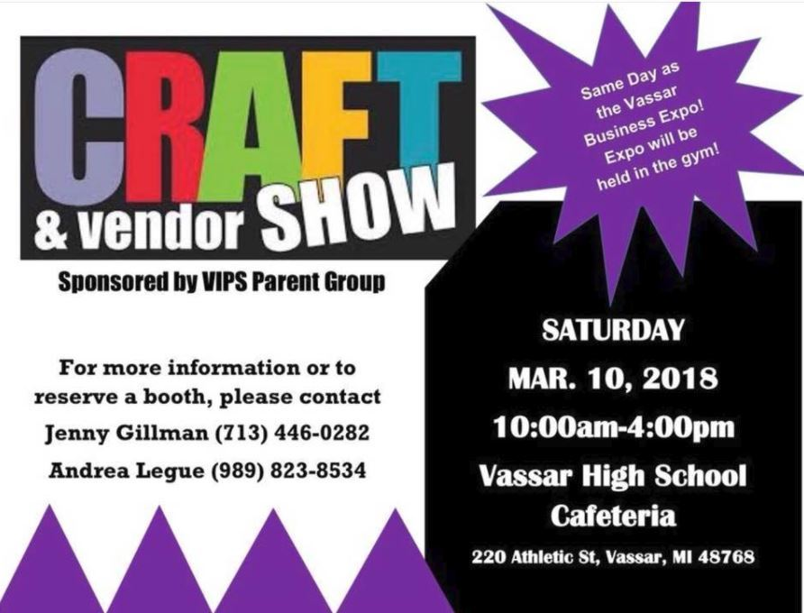 Craft and Vendor Show